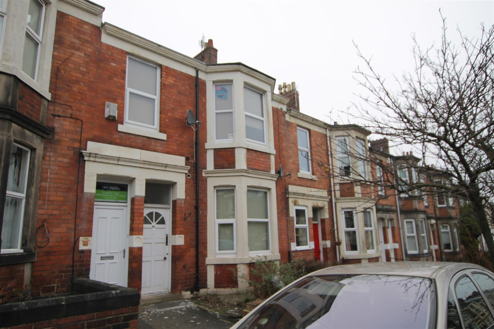 Greystoke Avenue Newcastle Upon Tyne, 5 Bedrooms  Maisonette - upper ,For Sale